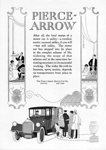 Pierce-Arrow Cars -1915E