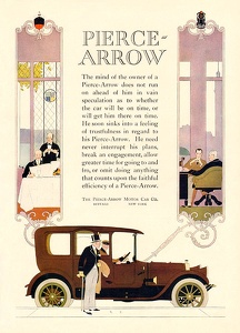 Pierce-Arrow Cars -1915F