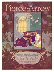 Pierce-Arrow Cars -1916B