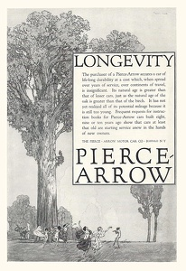 Pierce-Arrow Cars -1917C