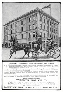 Studebaker Brothers Manufacturing Company -1902A