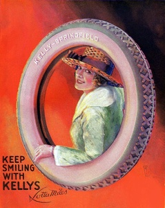 Kelly-Springfield Tires -1920A