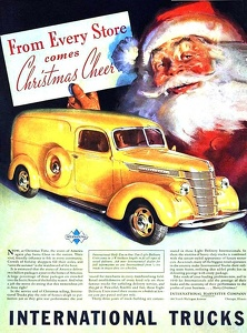International Trucks -1939A
