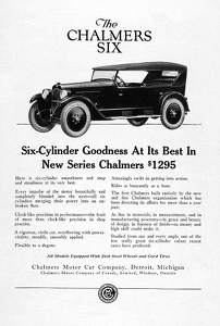 Chalmers Automobiles -1922B