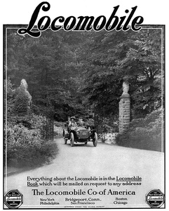 Locomobile Cars -1910A