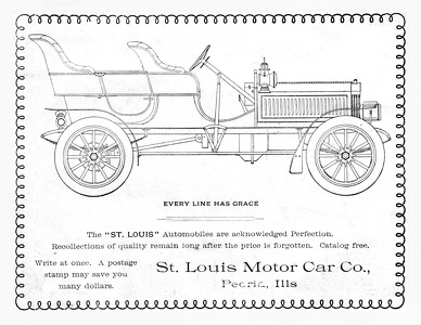 St. Louis Motor Cars -1907A
