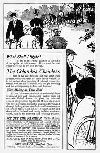 Columbia Bicycles -1898B