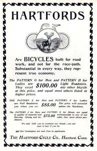 Hartford Bicycles -1894A