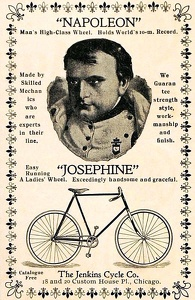 Jenkins Bicycles -1896