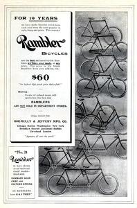 Rambler Bicycles -1898A