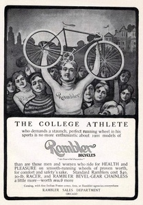 Rambler Bicycles -1901A