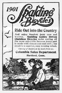 Spalding Bicycles -1901A