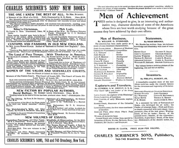 Charles Scribner's Sons -1893A