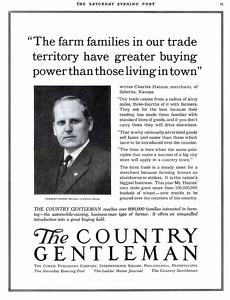 Country Gentleman -1921A