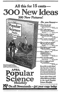Popular Science -1916A