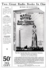 Radio Review -1926A