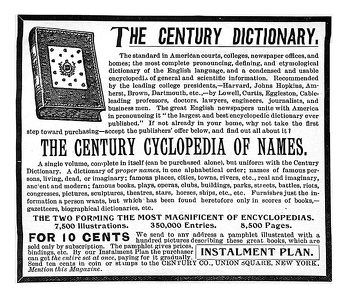 Century Cyclopedia of Names -1895A