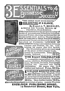 Excelsior Publishing House -1894A