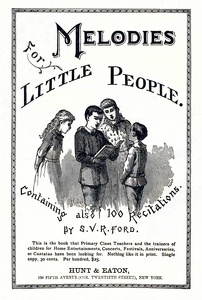 Melodies for Little People -1891A