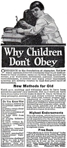 New Methods in Child Training -1923A