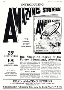 Amazing Stories -1926A