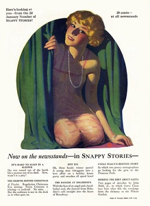 Snappy Stories -1924A