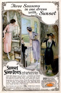 Sunset Dyes -1920A