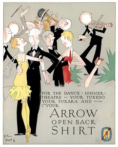 Arrow Shirts -1927A