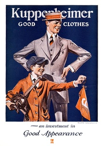 Kuppenheimer Men's Clothing -1921A