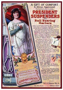 President Suspenders -1906A