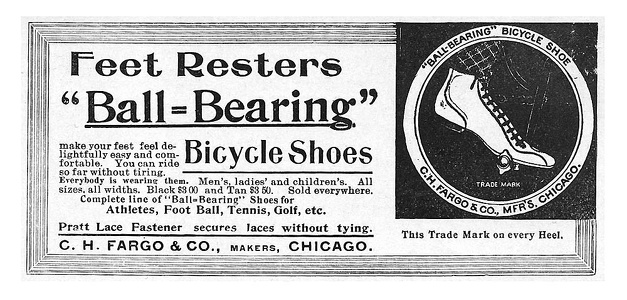 Fargo Bicycle Shoes -1895A