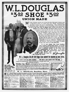 W. L. Douglas Shoes -1901A