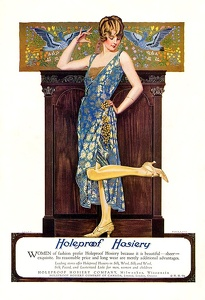 Holeproof Hosiery -1923A