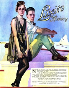 Luxite Hosiery -1918A