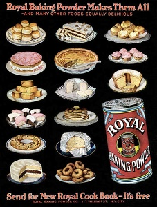 Royal Baking Powder -1922A