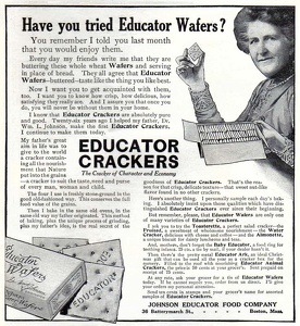 Educator Wafers -1911A
