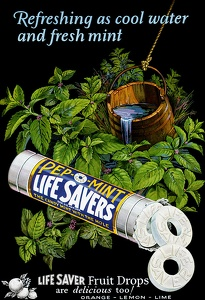 Life Savers Fruit Drops -1927A