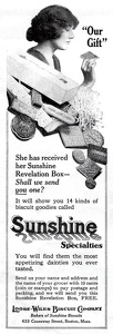 Sunshine Specialties Cookies -1913A