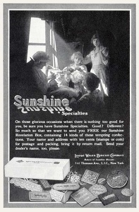 Sunshine Specialties Cookies -1915A