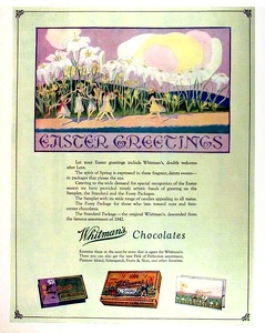 Whitman's Chocolates -1926A