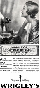 Wrigley's Double Mint Gum -1931A