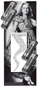 Wrigley's Double Mint Gum -1934A