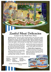 Delicia Potted Meat Products -1919A