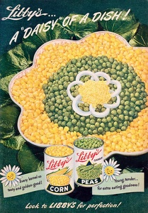 Libby's Canned Foods -1950A