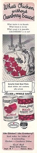 Ocean Spray Cranberry Sauce -1949A