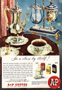 A and P Coffee -1947B