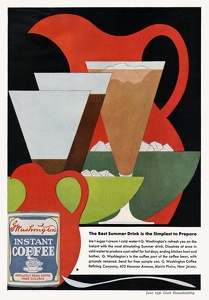 G. Washington's Instant Coffee -1930A