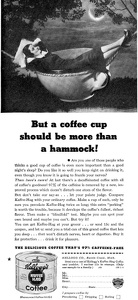 Kellogg's Kaffee Hag Coffee -1934A