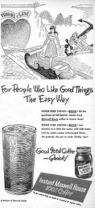Maxwell House Instant Coffee -1948A