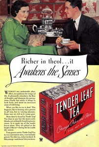 Tender Leaf Tea -1934A